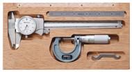 Mitutoyo Inch Tool Kit - 64PKA068A