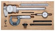 Mitutoyo Inch Tool Kit - 64PKA069A