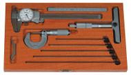 Mitutoyo Inch Tool Kit - 64PKA070A