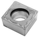 Precise CCMT/EM 80º Diamond Positive Rake Carbide Inserts