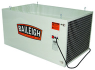 "Baileigh Air Filtration System, 44"" x 24"" x 20"" - AFS-1600"
