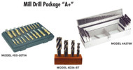 "Precise Mill Drill Vise Package ""A+"" - 99-998-014"