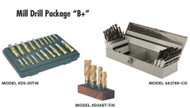 """Precise Mill Drill Vise Package """"B+"""" - 99-998-016"""