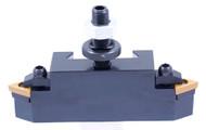Precise No. 16E Threading Cut Holder for Triangular Carbide Inserts - 3900-5259