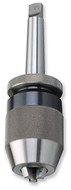 "Albrecht Classic Plus Keyless Drill Chuck with Integral Shank, R8, 1/8 - 5/8"" capacity - 71-608-4"