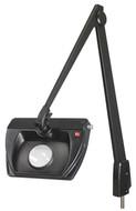 "Dazor LED Stretchview 42"" Pivot Base Magnifier, ESD-Safe, 16-diopter, 5X - LMR300-ES-16-EB"