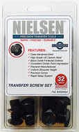 Nielsen 32 Piece Coarse & Fine Thread Transfer Screw Set #3 - CL088-ATS-3