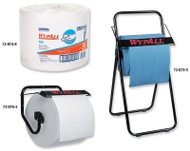 WypAll® X50 Jumbo Roll Wipes & Dispensers