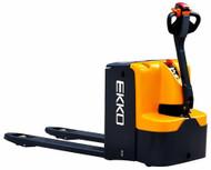 EKKO EP25E Walkie Pallet Jack, 5500 lbs. Capacity - EP25E