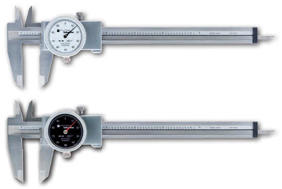 Brown & Sharpe Valueline DIAL-CAL Dial Calipers - Penn Tool Co , Inc