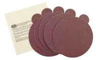 Proxxon 80 Grit Adhesive Sanding Discs for TG 125/E - 28-160