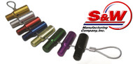S&W Color Coated Lug Nut Thread Checker Set - SWTC-LN8