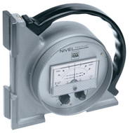 Tesa NIVELTRONIC Electronic Levels w/ Analog Display & Integrated Galvanometer