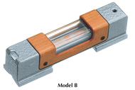 TESA Horizontal Spirit Level, 0.02mm/150 x 35 x 38mm - 05331054