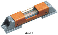 TESA Horizontal Spirit Level, 0.1mm/200 x 40 x 42mm - 05331061