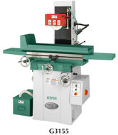 """Grizzly 8"""" x 20"""" Surface Grinder - G3155"""