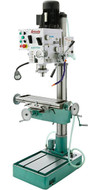 Grizzly Industrial Duty Drill Press W/ Automatic Tapping Function - G0751