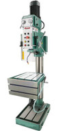Grizzly Heavy-Duty Drill Press w/Auto-Feed, Tapping and L-Table - G0793