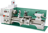 "Grizzly 10"" x 22"" Variable-Speed Lathe with 2-Axis DRO - G0752Z"