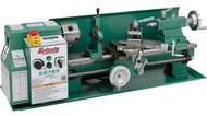 "Grizzly 7"" x 14"" Variable-Speed Benchtop Lathe - G0765"
