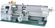 "Grizzly 8"" x 16"" Variable-Speed Lathe - G0768"