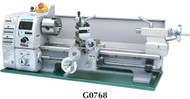 """Grizzly 8"""" x 16"""" Variable-Speed Lathes"""