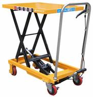 EKKO T15 Scissor Lift Table Cart, 330 lbs. Load Capacity - T15