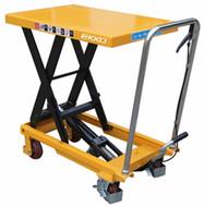EKKO T50 Heavy Duty Scissor Lift Table Cart, 1100 lbs. Load Capacity - T50
