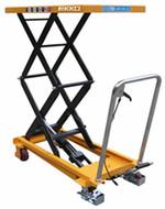 EKKO T35 Dual Scissor Lift Table Cart, 770 lbs. Load Capacity - T35