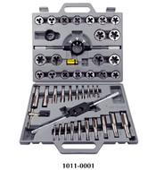 Precise 45 Piece Tungsten Steel Tap & Die Sets