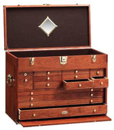 Gerstner 13-Drawer Heritage Series Top Chest C2613, with Stop-Trac System - 96-003-800