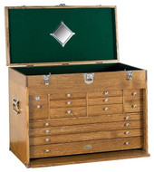 Gerstner 13-Drawer Heritage Series Top Chest GO2316, with Stop-Trac System - 96-003-801