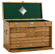 Gerstner 10-Drawer Heritage Series Top Chest GO2610 - 96-003-804