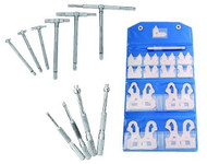 Precise 35 Piece Telescoping, Small Hole & Radius Gage Set - 4400-1035