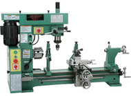 """Grizzly 16"""" x 31"""" Combo Lathe/Mill - G9729"""