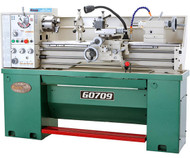 """Grizzly 14"""" x 40"""" Gunsmithing Gearhead Lathe w/Stand - G0709"""