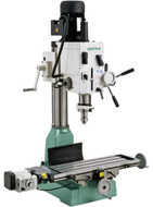 Grizzly Heavy-Duty Mill/Drill with Power Feed - G0754