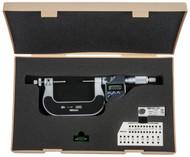 "Mitutoyo Gear Tooth Micrometer, 1-2""/25-50mm - 324-352-30"