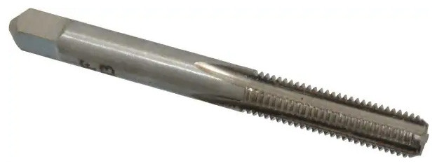 1-8 Left Hand HSS Bottoming Hand Tap