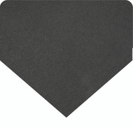 Wearwell H.T. Runners, Black, 5/64in Thick x 3ft Width