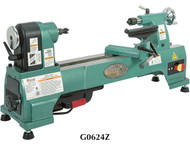 "Grizzly 10"" x 16""  Cast-Iron Benchtop Wood Lathe - G0624Z"