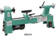 "Grizzly 10"" x 18"" Benchtop Wood Lathe - H8259"
