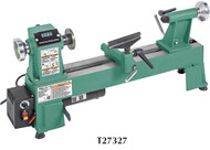 "Grizzly 10"" x 18"" Variable-Speed Wood Lathe - T25926"