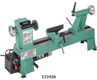 "Grizzly 12"" x 18"" Variable-Speed Wood Lathe - T25920"