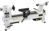 "Grizzly 14"" x 20"" Variable-Speed Benchtop Wood Lathe - G0844"