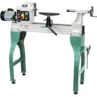 "Grizzly 16"" x 24"" Variable-Speed Wood Lathe - G0838"