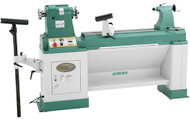 "Grizzly 20"" x 43"" Heavy-Duty Variable-Speed Wood Lathe - G0694"