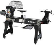 "Grizzly 20"" x 48"" Heavy-Duty Wood Lathe - G0799"