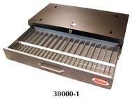 Huot Undermount Drill Dispenser for Fractional Drills - 30000-1