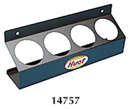 Huot Aerosol Spray Can Rack, 2-5/8″ Hole Size - 14757